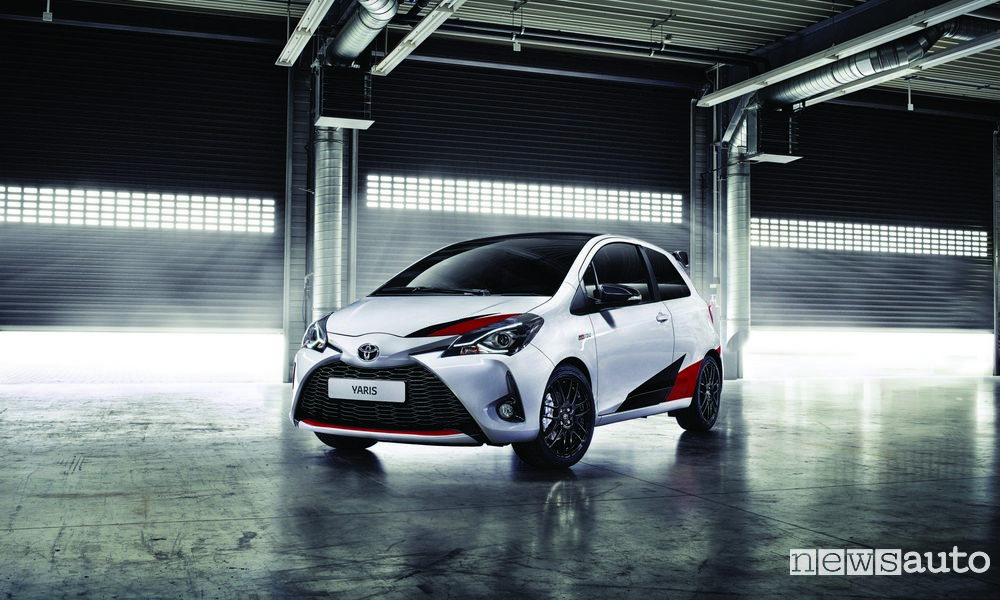 Photo of Nuova Toyota Yaris GRMN, anteprima