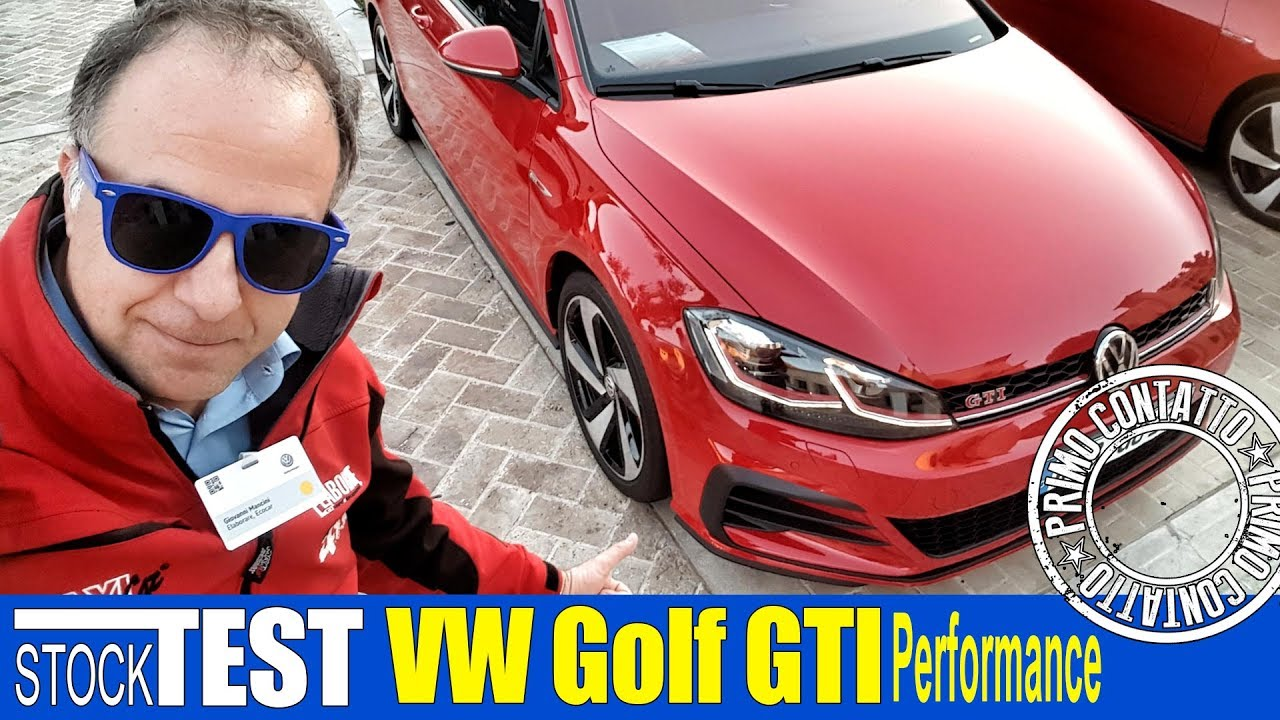 Photo of Video Prova Volkswagen Golf GTI 2017 245 CV