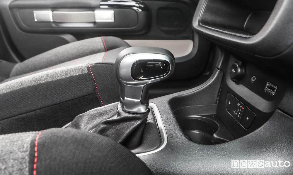 Leva cambio automatico Citroën Nuova C3 con Cambio Automatico EAT6
