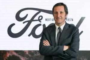 Fabrizio Faltoni, Amministratore Delegato di Ford Italia
