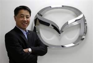 Masamichi Kogai,Presidente e Amministratore Delegato Mazda