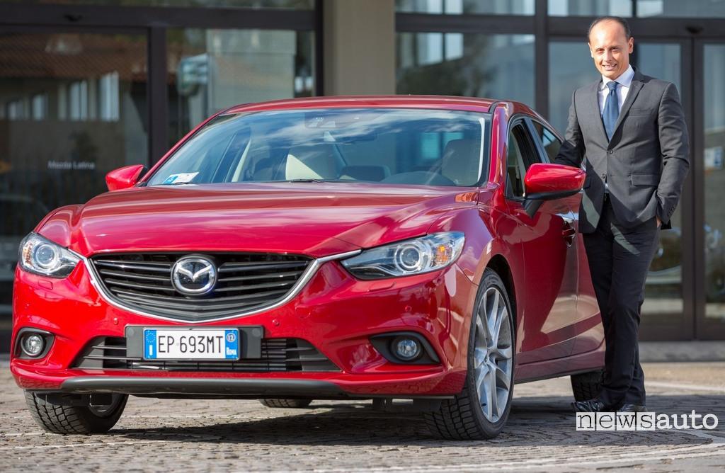 Photo of La storia di Mazda con Roberto Pietrantonio AD Mazda Motor Italia