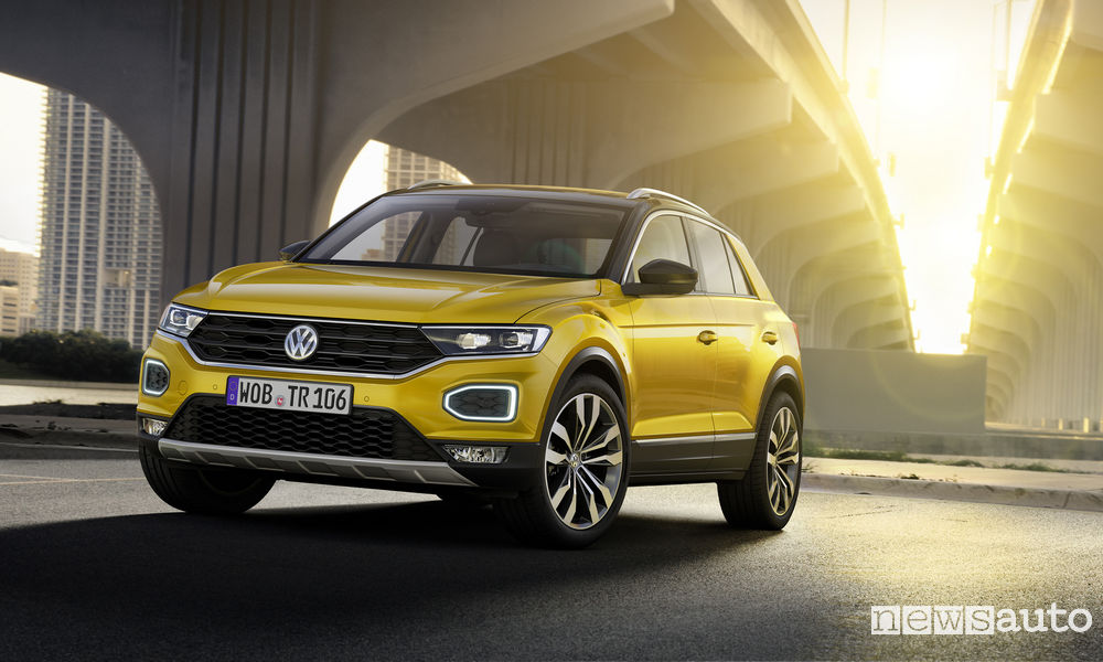 Photo of Nuova Volkswagen T-Roc