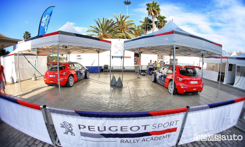 Photo of Peugeot Rally Academy Barum Czech Rally Zlín