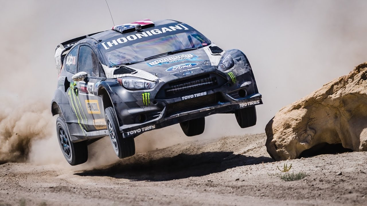 Photo of VIDEO Ken Block Terrakhana