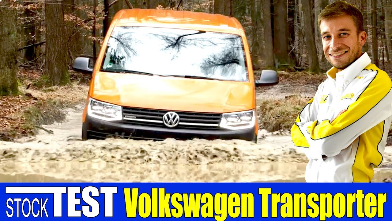 Photo of VIDEO Volkswagen Transporter || Test 4motion Rockton