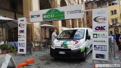 Photo of Newsauto.it al 12° Ecorally di San Marino con l'ibrido diesel/gpl
