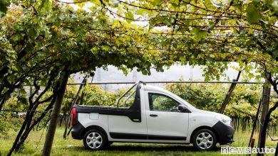 Photo of Foto del nuovo Dacia Dokker Pick-up