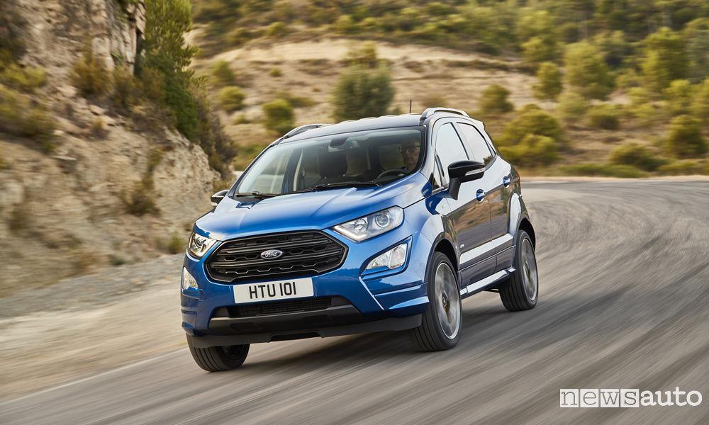 Motore Ford Ecoboost Tre Cilindri Turbo Come è Fatto La Tecnologia