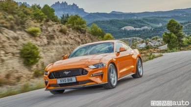 Photo of Nuova Ford Mustang