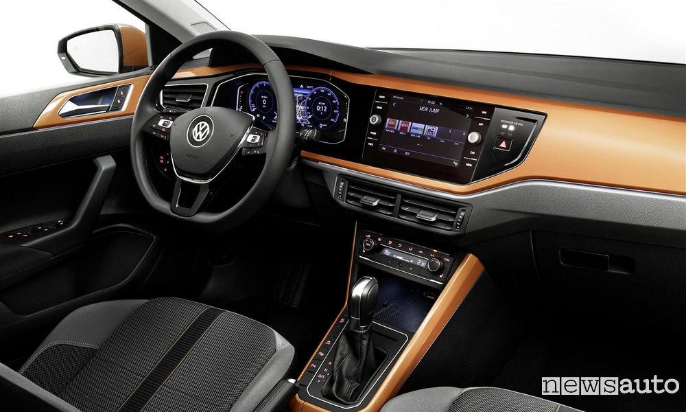 Plancia strumenti Volkswagen Polo