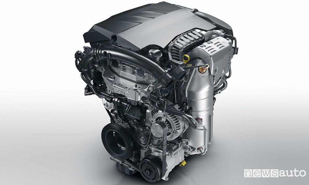 Motore 3 cilindri PureTech PSA