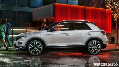 Photo of Le foto Volkswagen T-Roc Edition190
