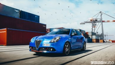 Photo of Le foto dell'Alfa Romeo Giulietta Sport
