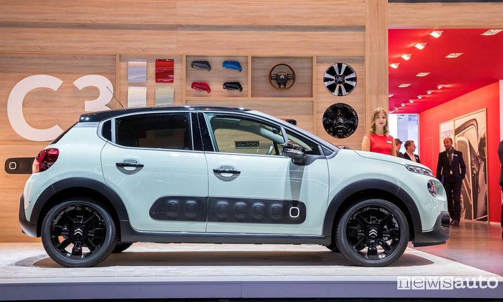 Photo of Premio Auto Europa 2018 la Citroën C3 è la vincitrice
