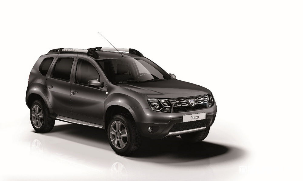 Photo of Dacia Duster Serie Speciale Brave2