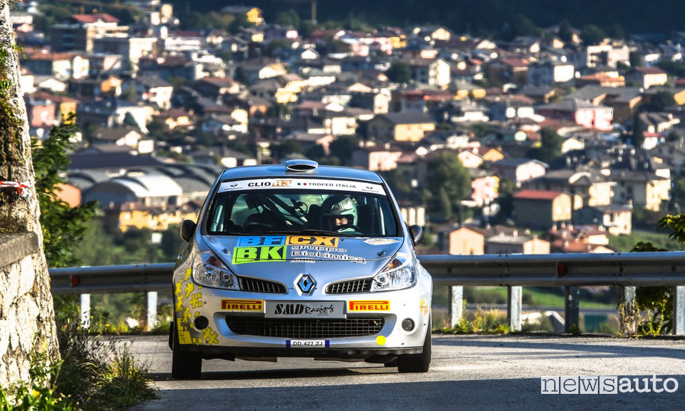 Photo of Campioni 2017 Renault Rally IRC