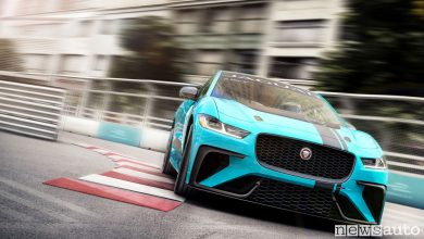 Photo of Jaguar I-Pace eTrophy auto elettrica da corsa