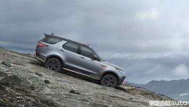 Photo of Le foto della Land Rover Discovery SVX