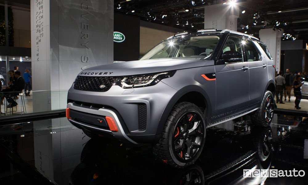 Photo of Land Rover Discovery SVX