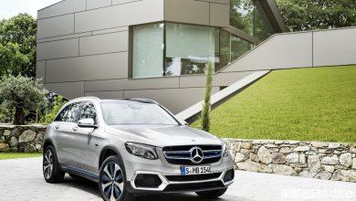Photo of Le foto del nuovo Mercedes-Benz GLC F-CELL