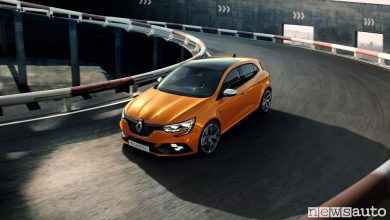 Photo of Nuova Renault Mégane R.S. Francoforte IAA