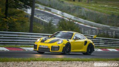Photo of Porsche 911 GT2 RS Nürburgring 6 minuti