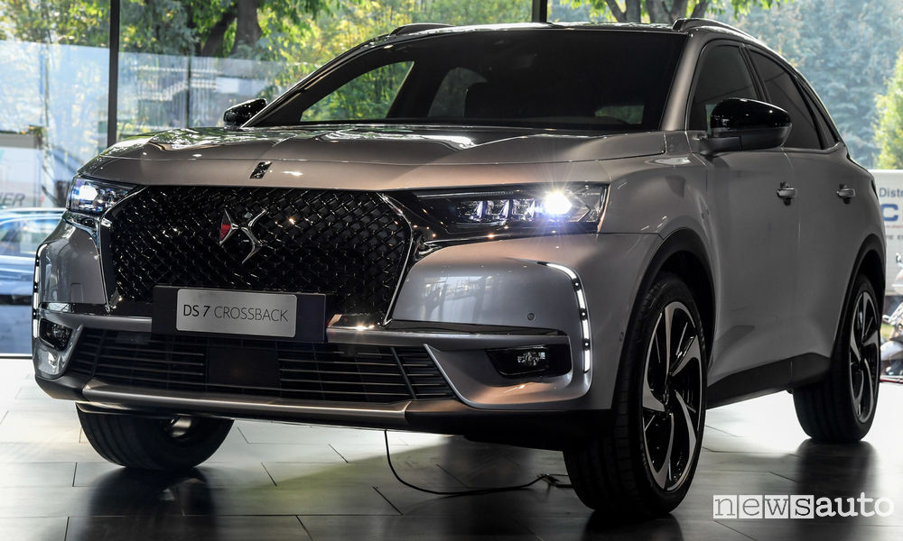 Photo of Foto DS 7 Crossback DS Store Milano