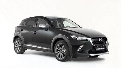 Photo of Mazda CX-3 serie speciale Pollini
