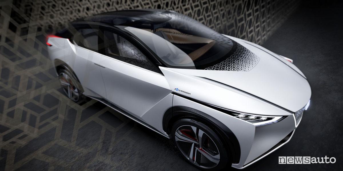 Nissan concept IMx