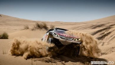 Rally Marocco Peugeot 3008DKR