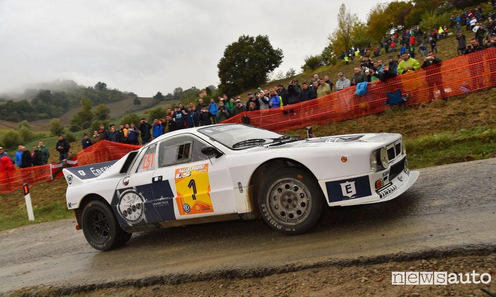 Rallylegend San Marino 2017 Miki Biasion