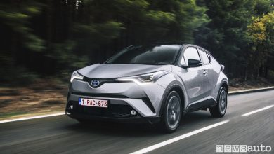 Photo of Foto crossover Toyota C-HR
