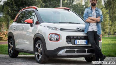 Photo of Citroën C3 Aircross con Fabio Volo