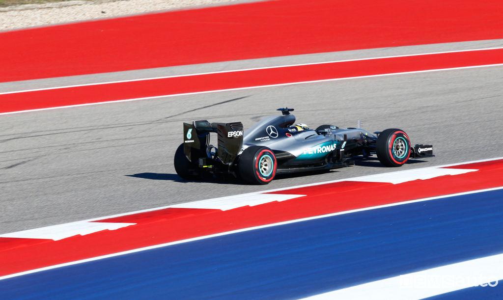 F1 Gp Usa orari TV Austin