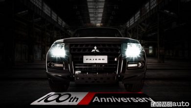Mitsubishi Pajero serie speciale One/Hundred