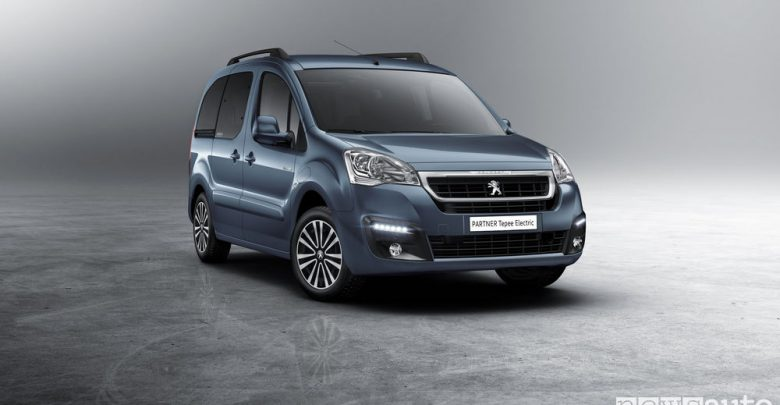 Peugeot Partner Tepee Full Electric