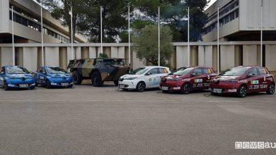 Renault e-Rally di Montecarlo