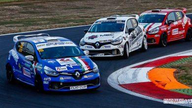 Calendario Clio Cup Italia 2018