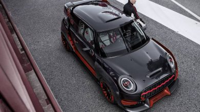 Photo of Mini John Cooper Works GP Concept