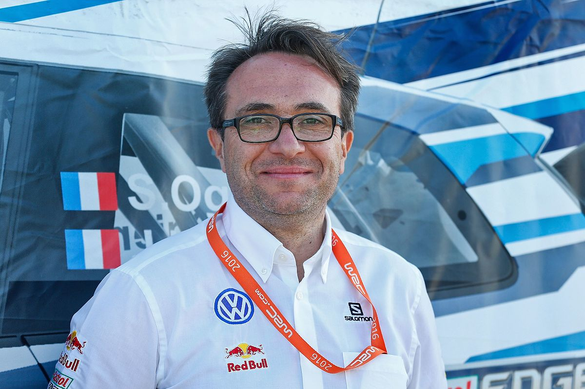 Direttore della Volkswagen Motorsport Sven Smeets