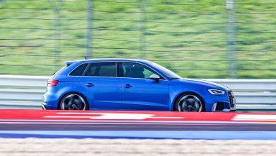 Photo of Audi RS 3 prova su strada ed in pista a Misano