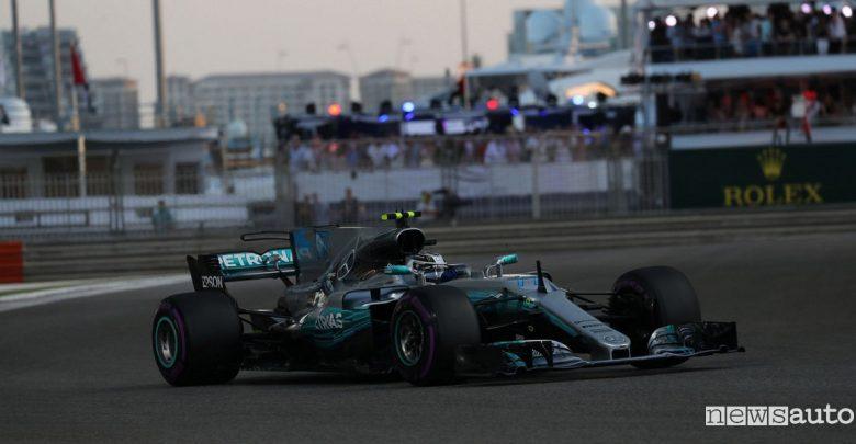Bottas F1 2017 Abu Dhabi