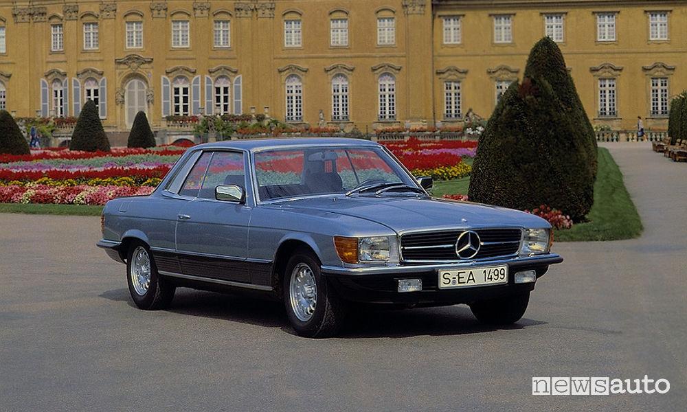 Quotazioni auto storiche Mercedes-Benz