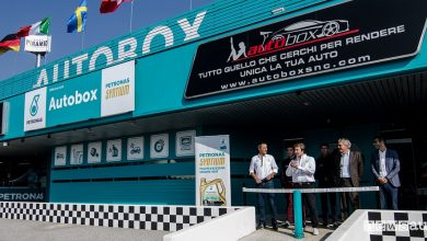 Photo of Officina Petronas Autobox Rivalta