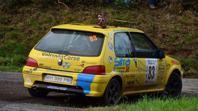 Auto da gara contro carabinieri peugeot-106-rally-gomitolo