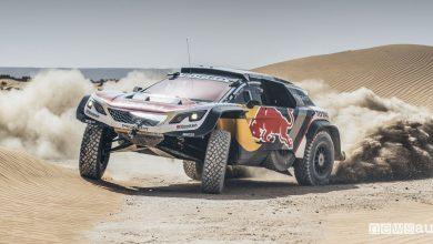 Photo of Concorso Dakar 2018 con Peugeot