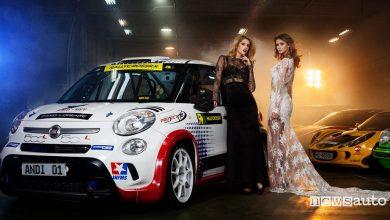 Photo of La Fiat 500L da Rally