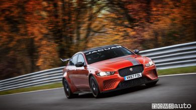 Photo of VIDEO record Nurburgring Jaguar XE SV