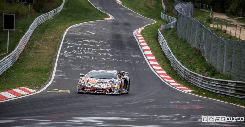 Classifica record Nurburgring aggiornata